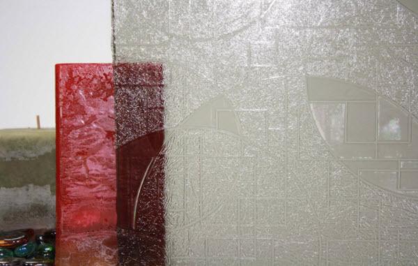 Tinted círculos estática película de la ventana, 36  de ancho x 75 pies