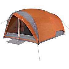 8 Person Tunnel Tent Ozark Trail Outdoor Waterproof Camping Hiking Family Rooms