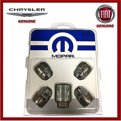 Fiat 124 Brake Pad Set Front 6000615055
