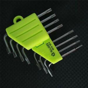 TORX-CRV-Screwdriver-Set-T5-T6-W-T8-T9-T10-T15-T20-Star-Wrench-Tools-Kit-9610W