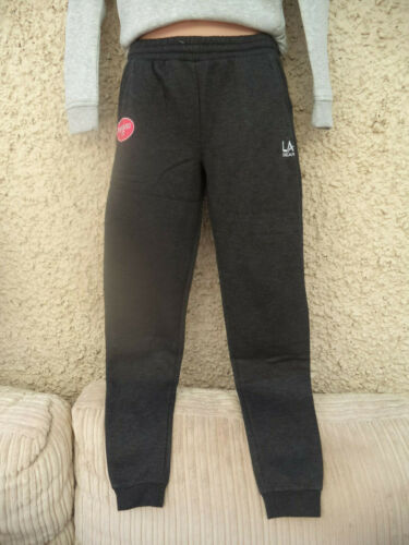 GIRLS 11 12 13 LA GEAR HOODIE GYM SPORTS  DANCE SWEATSHIRT OR JOGGING BOTTOMS