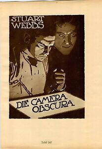 1926-Ludwig-Hohlwein-Poster-Print-Stuart-Webbs-Die-Camera-Obscura-Grosse-Chef