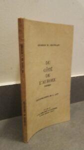 Guantone Di L'Autore Georges M.CHATELAIN Del Lato Di L Aurora 1967 Frontespizio