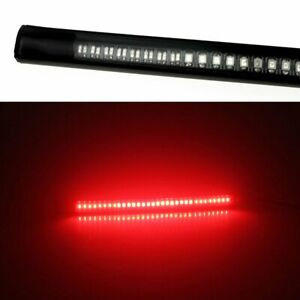 Details About Led Tailgate Light Bar 60 Triple Row 5 Function Strip For Pickup Trailer Suv Kw