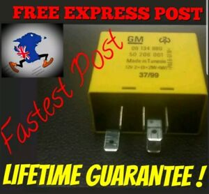 Details about GENUINE GM Indicator Relay Holden Astra Vectra Barina  09134880 50206001 Flasher