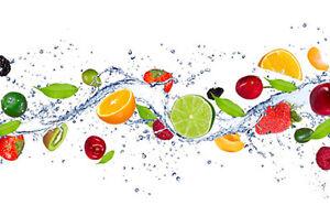 Details zu Spritzschutz Küchenrückwand Fliesenspiegel Glas nach Maß Früchte  2