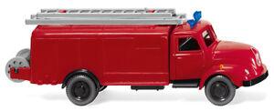 WIKING-061002-Fire-Brigade-Truck-Magirus-S-3500-1-87-H0