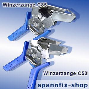 Winzerzange C50 C85 Drahtzange Drahtklammern Ringklammern LIG150 ...