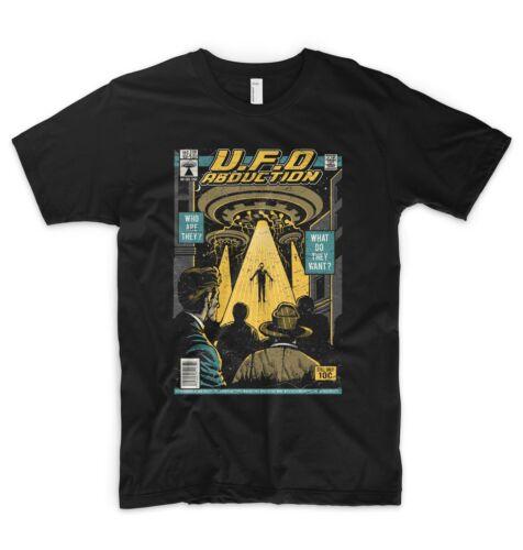 Galaxy UFO Cosmos Astro T Shirt Weyland NASA Shadow Nostromo extraterrestres soucoupes