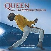 Queen - Live At Wembley 1986 (2003) CD