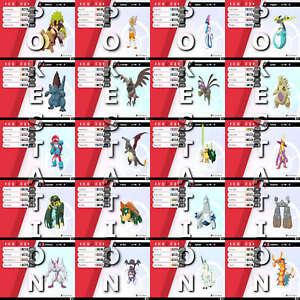 Pokemon-Shiny-Competitivi-Perfetti-6IV-Square-Uova-Spada-Scudo-Gigamax-Dynamax