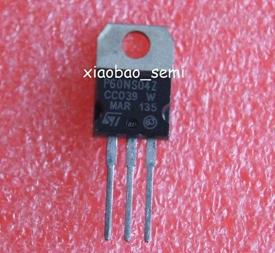 2Pcs Transistor Mosfet TO220 STP80NF70 P80NF70 ST New IC OG