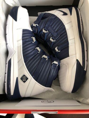 para talla Zoom Midnight Qs 3 Nike 9 Zapatillas Rare Sold Out hombre Lebron 5 Navy Superbron H4xg1qYw
