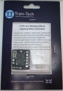 Train-Tech-LFX5-Arc-Soudure-Effects-Eclairage-Effet-Controller-1st-Classe