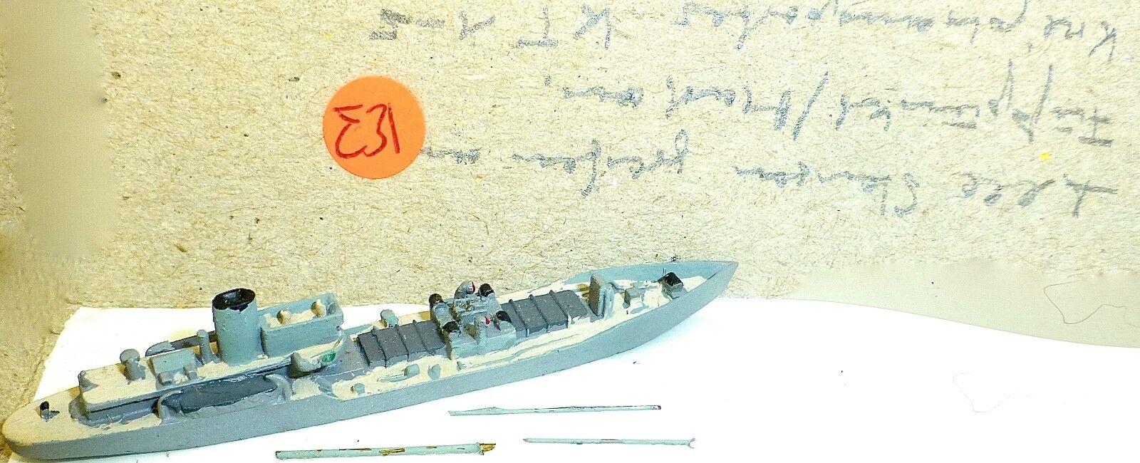 Kt 1-54 M196 Modello Barca 1 1250 Shp ∑ 31 Å