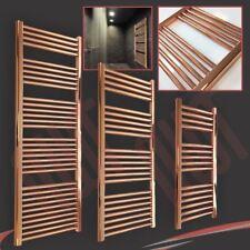 "NEW! Stunning Designer ""Copper"" Heated Towel Ladder Rails Radiators (12 Sizes)"