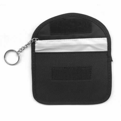 Car Key Signal Blocker Case Faraday Cage Fob Pouch Keyless RFID Blocking  Bag for sale online | eBay