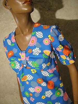 Ausdrucksvoll Schick Vintage Kleid Pop 60s Vtg Kleid Jahre 60 Kleid 60er Kleidung Kleid (40) Die Neueste Mode