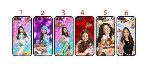 Soy Luna Disney iPhone 4 5 6 s Samsung S3 4 5 6 7 Sony HTC ...
