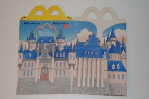 0094-McDonald-039-s-Happy-Meal-Box-empty-Hunchback-of-Notre-Dame-1996-McDonalds