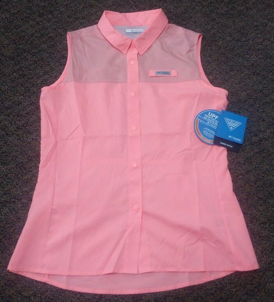 Columbia Girls Tamiami Sleeveless Shirt