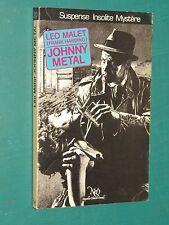 Johnny Metal Léo MALET
