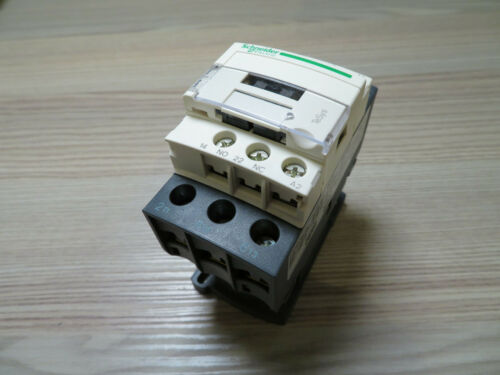 AC3  110 V ac Coil 25 A LC1D25F7-3 Pole Contactor TeSys D 11 kW 3NO