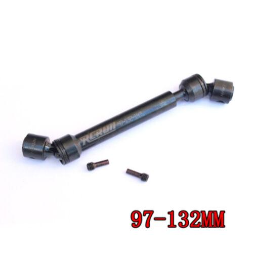 Edelstahl CVD Antriebswelle 81-170mm für Hraxxas HSP TRX4 Axial SCX10 1:10