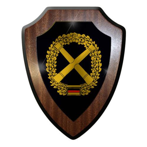 Wappenschild / Wandschild -Panzer Pz Artillerie PzArt Deutschland #7417