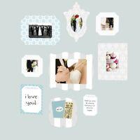 Butch & Harold Bliss Sticker Frames (set Of 6)