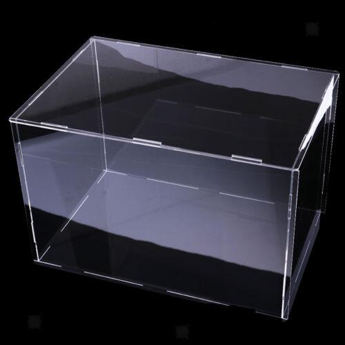 30x20x20cm Boîte d/'affichage Vitrine d/'exposition Acrylique Transparent