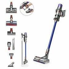 Dyson V11 Absolute Extra Pro Neuware Kabelloser Staubsauger Nickel/Blau