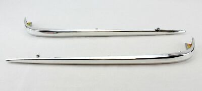 NEW 1960 Chevy Impala Front Fender Eyebrow Molding Clips