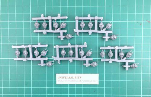 INH010 TTCombat INDUSTRIEL HIVE 40k, Terrain Sector 2 Industrial Complex
