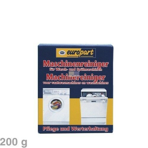 25,82 €//1kg 3 x 200g Pulitore Macchine F lavatrice lavastoviglie detersivo