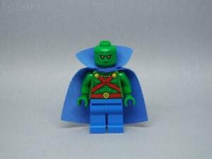 sh158 NEW LEGO MARTIAN MANHUNTER FROM SET 76040 JUSTICE LEAGUE