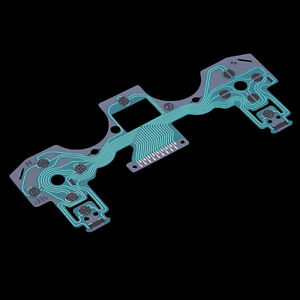 Conductive-Film-Keypad-Repair-Part-For-PlayStation-4-For-PS4-Controller-MK