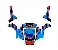 Polaris Rzr Ranger 570 800 900 Xp 4 Graphics Decals Wrap Doors Utv Side X Side