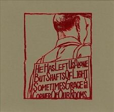 A SILVER MT ZION He Has Left Us Alone But Shafts of Light CD Constellation GYBE!