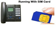 Huawei F501 GSM FWP fixed wireless phone, support any type of GSM sim, SMS, new