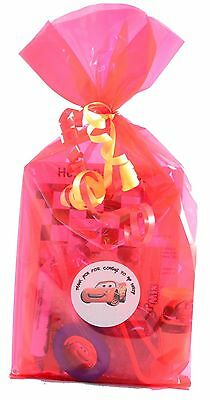 Disney Cars Pre Filled Party Bag Kids Birthday Wedding Favors Rewards