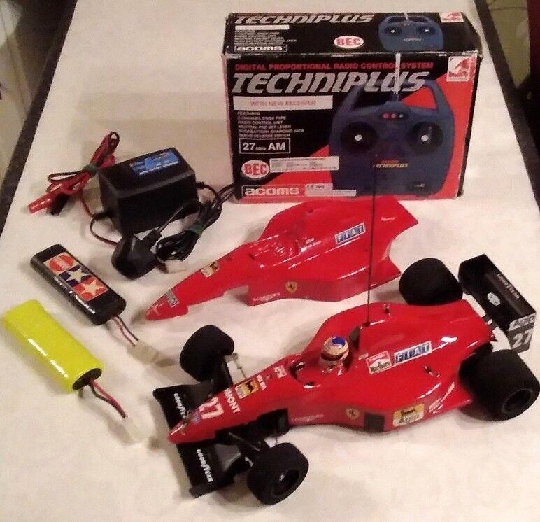Tamiya 1 10 Rc F1 Ferrari      ( Nigel Mansell )