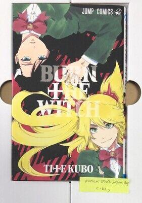 BURN THE WITCH JET bonus comic manga shonen jump 1st ep Bleach taito kubo tie