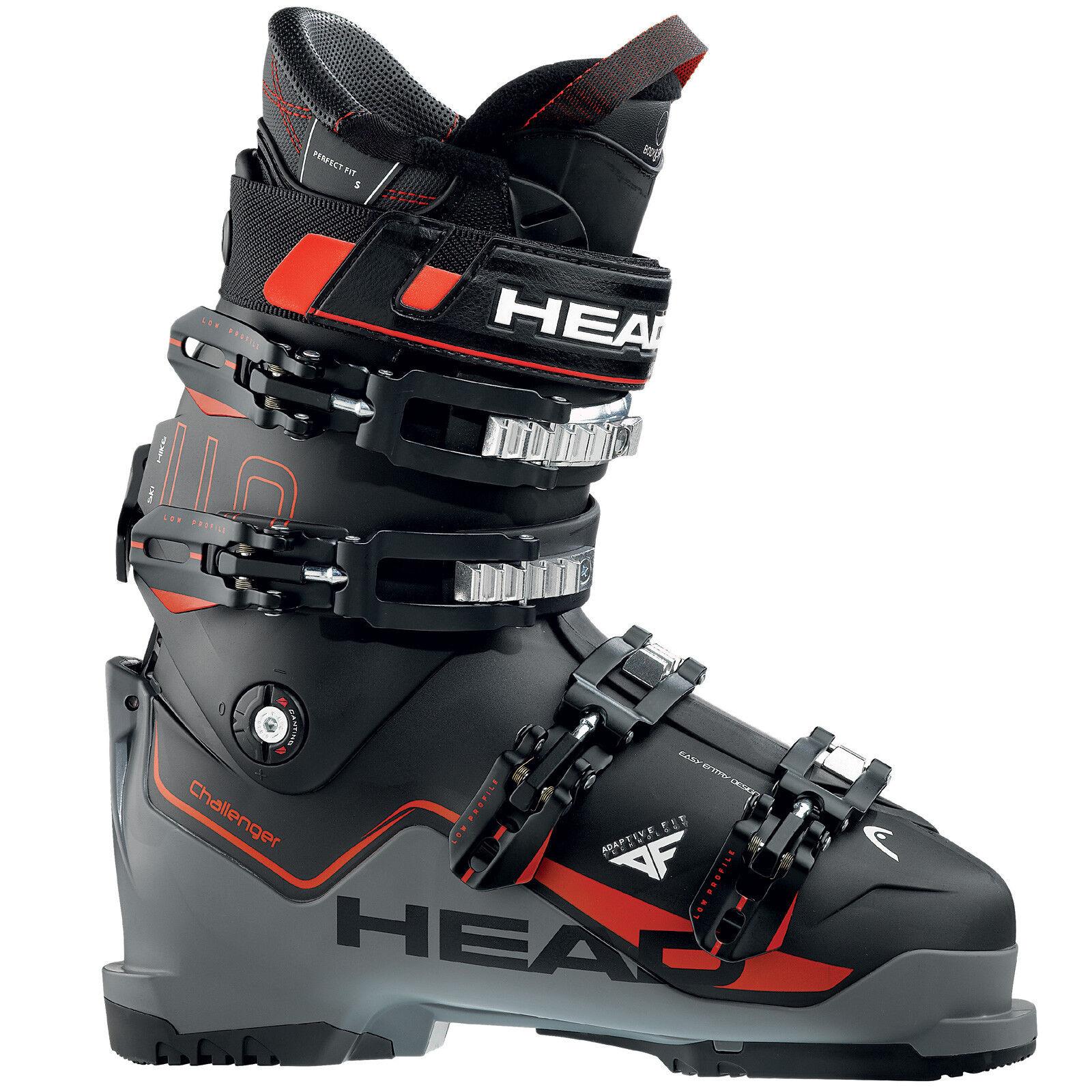 Head Challenger 110 Herren-Skistiefel Herren-Skistiefel Herren-Skistiefel Skischuhe 4-Schnallen Pisten-Schuhe NEU 36ccdd