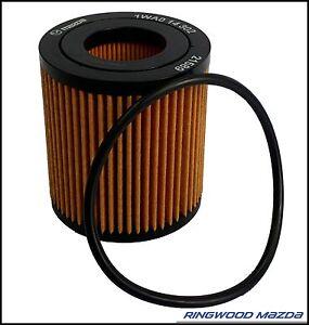 new genuine mazda bt-50 up ur oil filter cartridge part 1wa014302