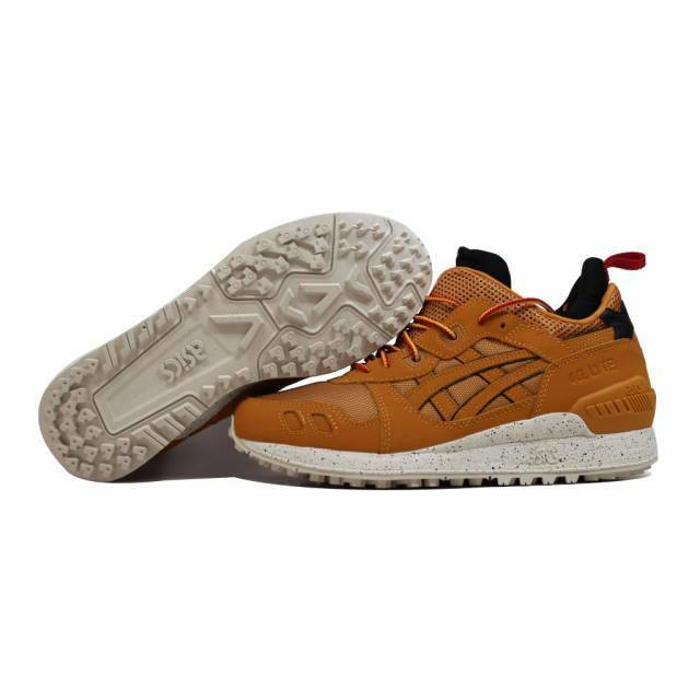 NEW ASICS ONITSUKA TIGER GEL LYTE MT TAN WHEAT White Shoes H6K1L-7171 SZ 10