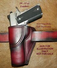 Gary Cs Avenger Owb Left Hand Holster Colt 1911 Government 5 Amp Clones Leather