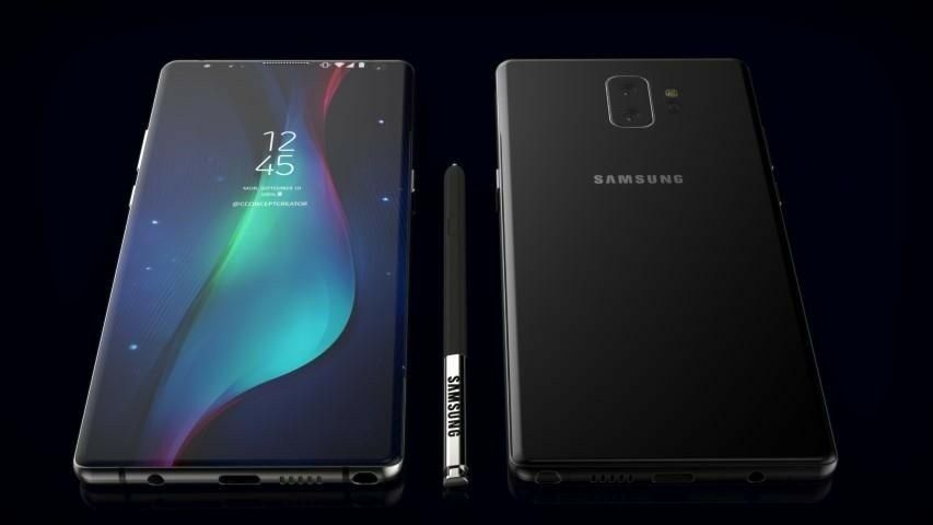 Samsung Note 9, 128gb , Perfekt