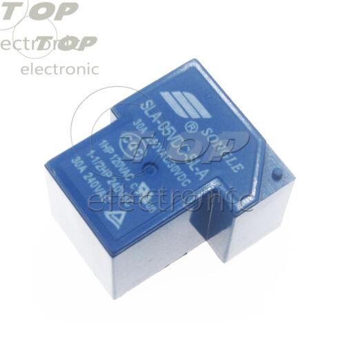 SLA-05VDC-SL-A Relay Module 5V 12V 24V 30A Arduino AVR PIC DSP ARM