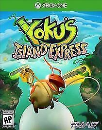 Yoku's Island Express - Xbox One Edition, Very Good Xbox One,Xbox One Video Game